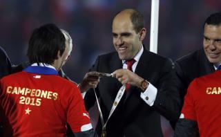 Chile expulsa de por vida a ex presidente por escándalo FIFA
