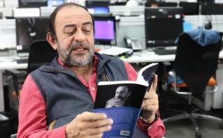 """Guillermo Niño de Guzmán nos lee """"Caballos de medianoche"""""""