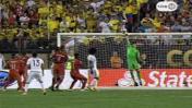 Christian Ramos y la opción de gol que todo Perú lamenta
