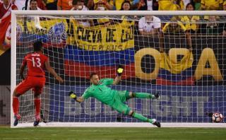 Perú-Colombia: mira la tanda de penales que eliminó a bicolor