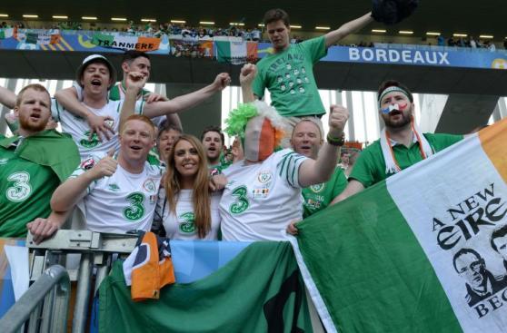 Eurocopa 2016: irlandeses y belgas encienden la segunda fecha