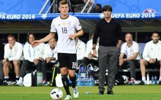 Alemania promete quedar primera del Grupo C en la Euro 2016