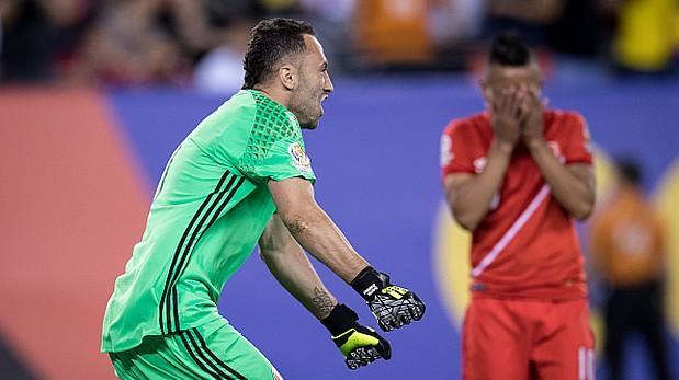 """""""Ospina sacó con el pie al que entró con la mano"""" por G. Meluk"""