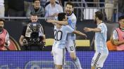 Argentina vs. Venezuela: el 4-1 y la marca histórica de Messi