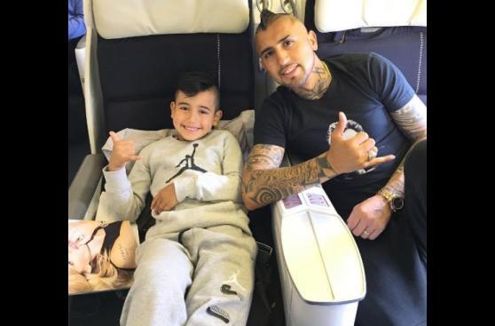 Día del Padre: los papás más famosos de la Copa América 2016