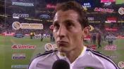 Andrés Guardado entre lágrimas: