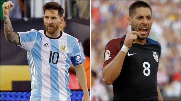 Argentina vs Estados Unidos: día, hora y canal por Copa América