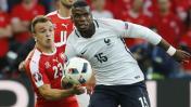 Francia vs. Suiza: galos buscan liderato del Grupo A de la Euro