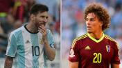 Lionel Messi: venezolano considera que se asustó con su marca