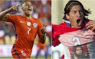 Sánchez igualó a Zamorano como segundo máximo goleador de Chile