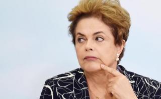 """Dilma pierde último intento de probar que es """"víctima de golpe"""""""