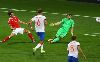 Gareth Bale y un nuevo gol en la Eurocopa para Gales
