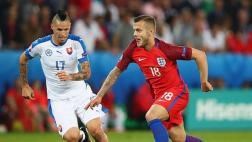 Inglaterra pasó a octavos de Euro: igualó 0-0 ante Eslovaquia
