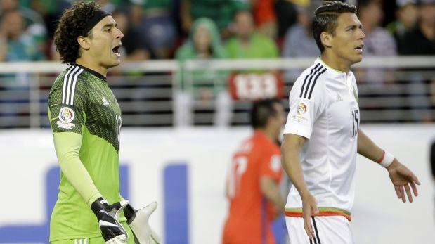 Jugador de selección mexicana agradeció a Chile por este hecho