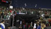 México: se filtró lo que sucedió en el vestuario luego del 7-0