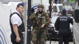 Falso terrorista suicida puso a Bruselas en alerta máxima