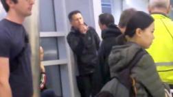 México: directivo descarta discusión con Osorio en aeropuerto