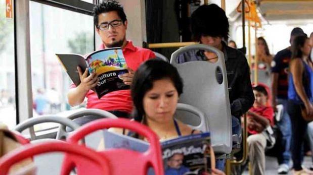 Metropolitano: el 60% de los libros prestados no es devuelto
