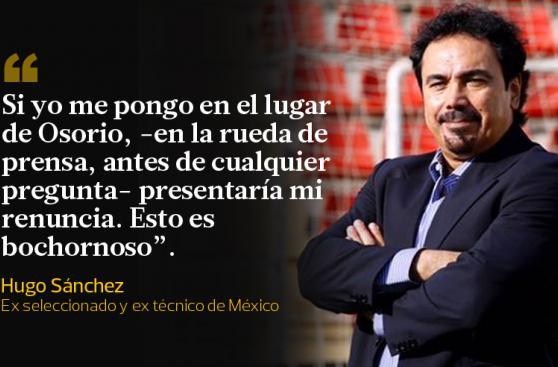 Humillante derrota de México ante Chile generó estas reacciones