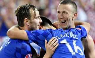 Croacia sorprendió y venció a España con golazo de contra