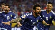 Argentina vs Estados Unidos: victoria albiceleste en Houston