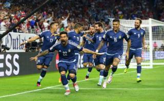 Argentina goleó a Estados Unidos y jugará final de Copa América