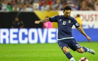 Lionel Messi: así se emocionó al escuchar narración de su gol
