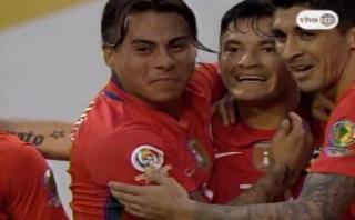 Colombia: Cuadrado habilita para el 1-0 de Chile en semifinales
