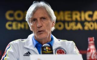 La explicación de Pekerman a la derrota de Colombia ante Chile