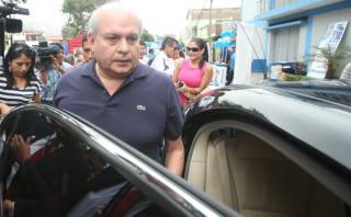 Pedro Cateriano saluda acuerdo de Gobierno de Colombia con FARC