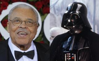 """Star Wars"": James Earl Jones retoma el rol de Darth Vader"