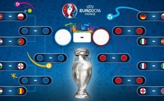 Eurocopa 2016: enfrentamientos de octavos y cuartos de final