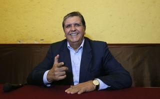 Ex mandatario Alan García niega haber estado hospitalizado