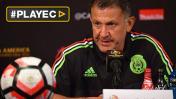 Osorio es ratificado como técnico de México pese a