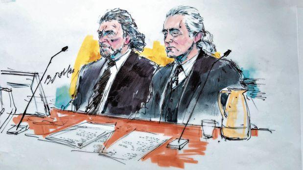 Escalera al juicio