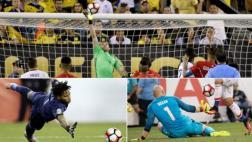 Copa América 2016: organización eligió las mejores atajadas