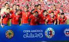 Chile seguirá siendo campeón de la Copa América hasta el 2019