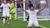 Colombia: el gol de Carlos Bacca tras gran jugada colectiva