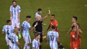 Chile vs. Argentina: mejores postales de la final de la Copa