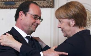 Francia y Alemania acuerdan estrategias tras el Brexit