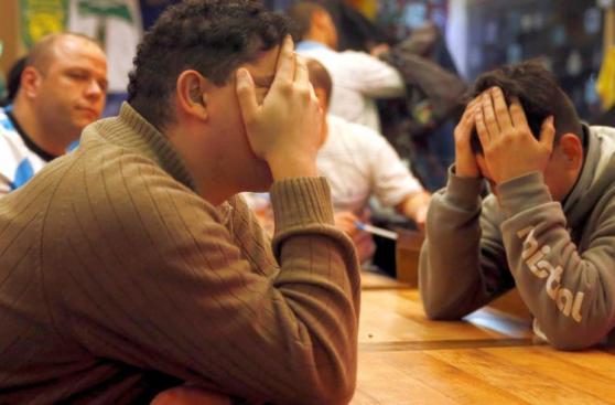 Argentina: la tristeza de todo un país luego de otro fracaso