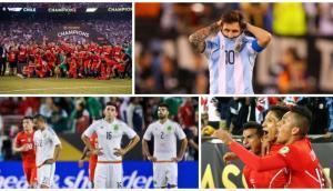 Copa América Centenario: los 10 mejores momentos del certamen
