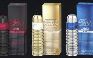 Siente el aroma de la fuerza con los perfumes de Star Wars