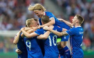 Islandia: relator enloqueció con histórica victoria en la Euro