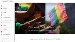 Google recuerda la historia del Día del Orgullo Gay
