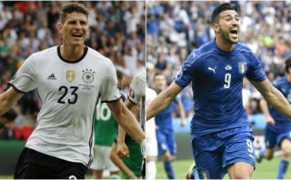 Alemania vs. Italia: fecha, hora y TV del partido por Euro