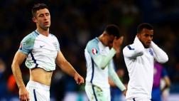 Inglaterra: la pésima puntuación a su selección ante Islandia