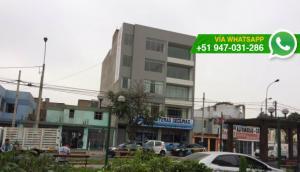 Ate: escuela de choferes se adueña de estacionamiento público