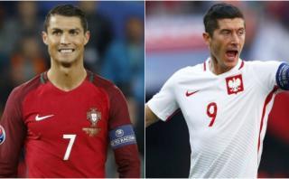 Portugal vs. Polonia: fecha, hora y TV del duelo por Eurocopa
