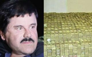 """La impresionante fortuna que decomisaría EE.UU. a """"El Chapo"""""""